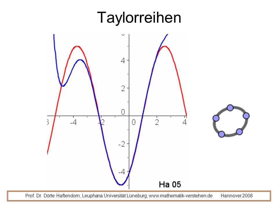 Taylorreihen Prof.Dr.