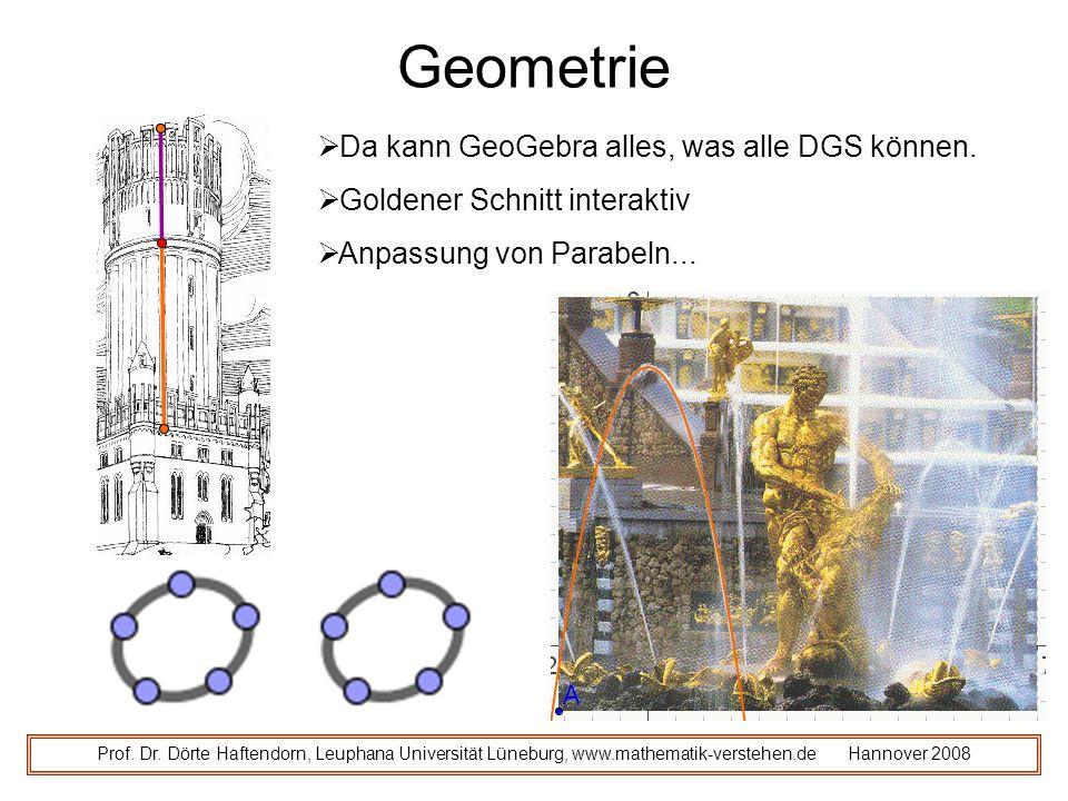 Geometrie Prof.Dr.