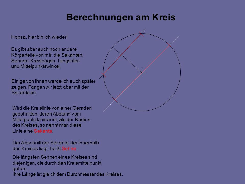 Berechnungen am Kreis Nun in einem Rutsch.Gegeben ist der Umfang eines Kreises von 37,68 cm.