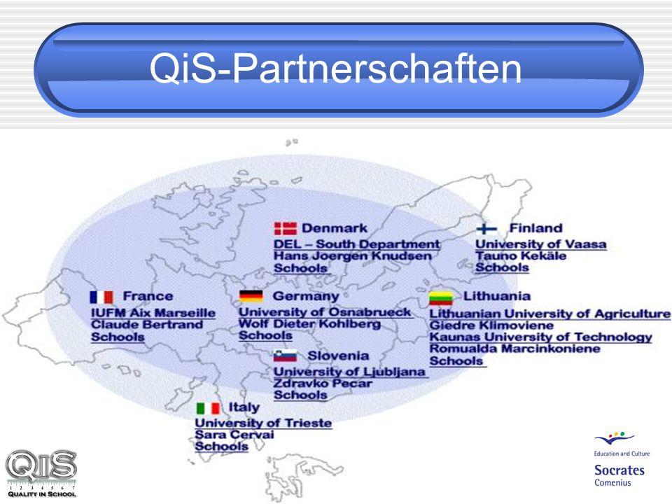 QiS-Partnerschaften