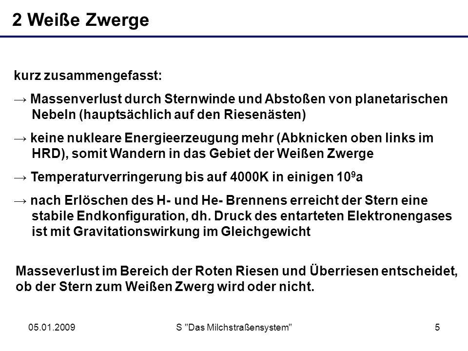 05.01.2009S Das Milchstraßensystem 6 2 Weiße Zwerge Planetarischer Nebel mit Zentralstern: Abb.