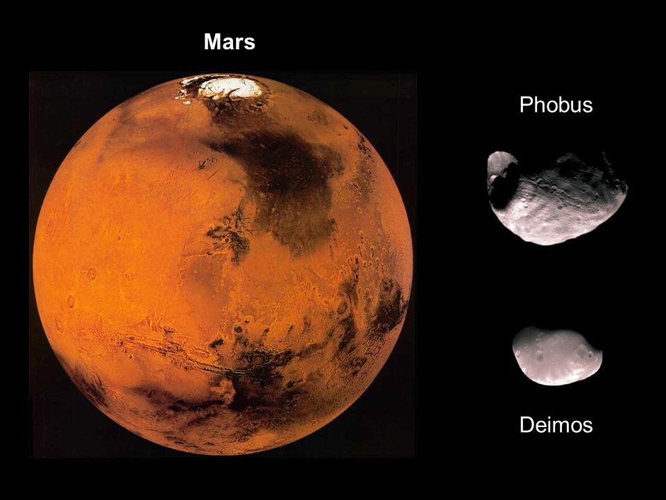 Mars Phobus Deimos