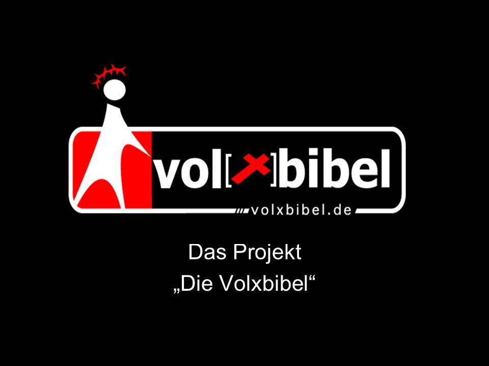 Das Projekt Die Volxbibel