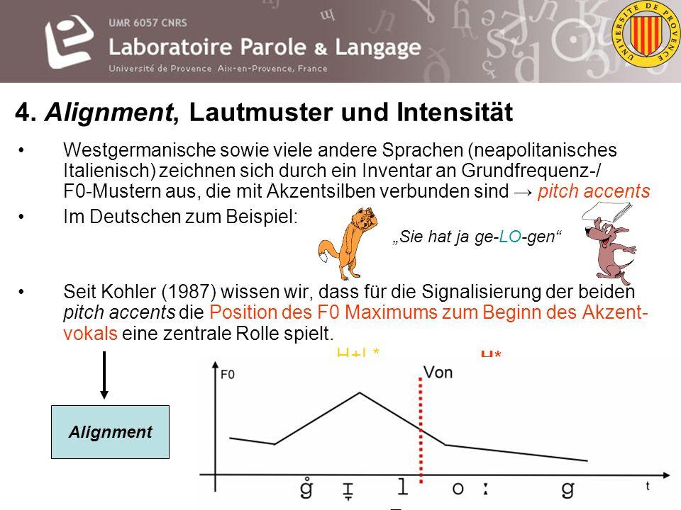 Die vokalischen Unterschiede fallen komplementär zu denen der Sibilanten aus –Vokale vor z.B. / s/ länger, behauchter und leiser. Gleichzeitig ist die