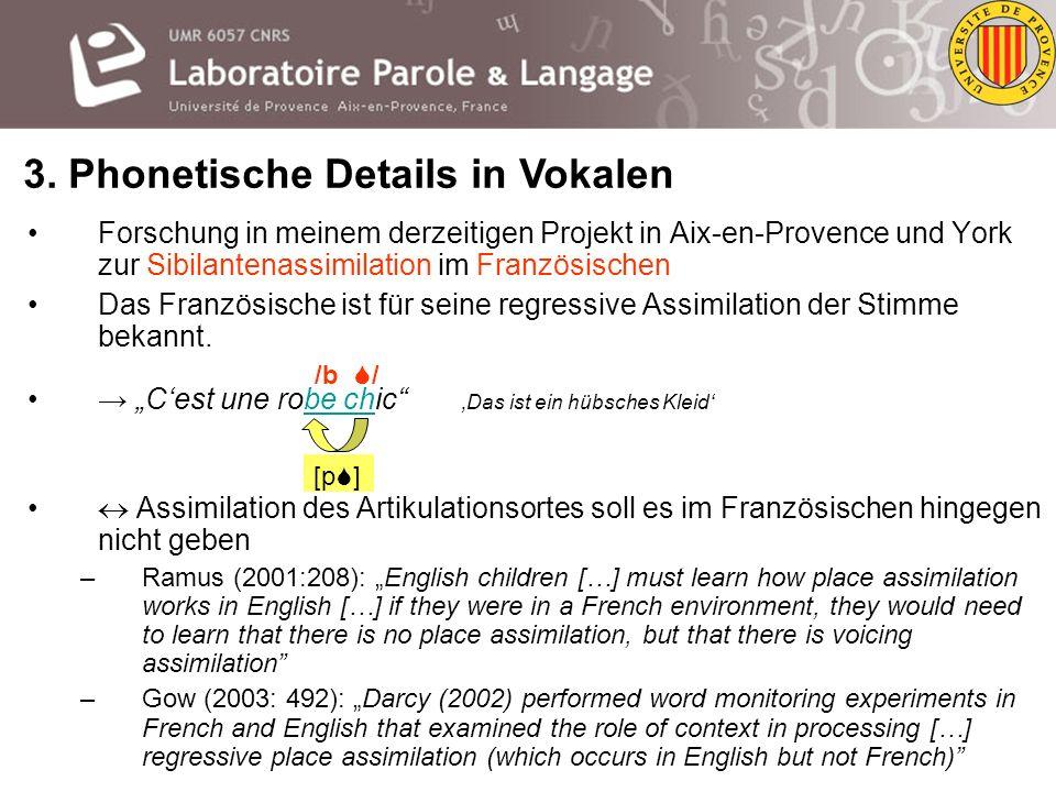 ...um meinen Forschungshintergrund zu umreißen Mein Hauptanliegen: Erforschen, wie der Sprachkode (d.h. die laut- sprachliche Kommunikation) funktioni