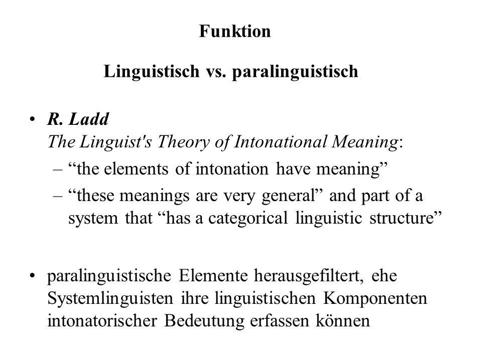 Etikettierung PROLAB System zur Symbolisierung der KIM-Kategorien –in 7-bit ASCII –integriert in quasi-phonologisches segmentelles Transkriptionsalphabet Benno Peters, Klaus J.