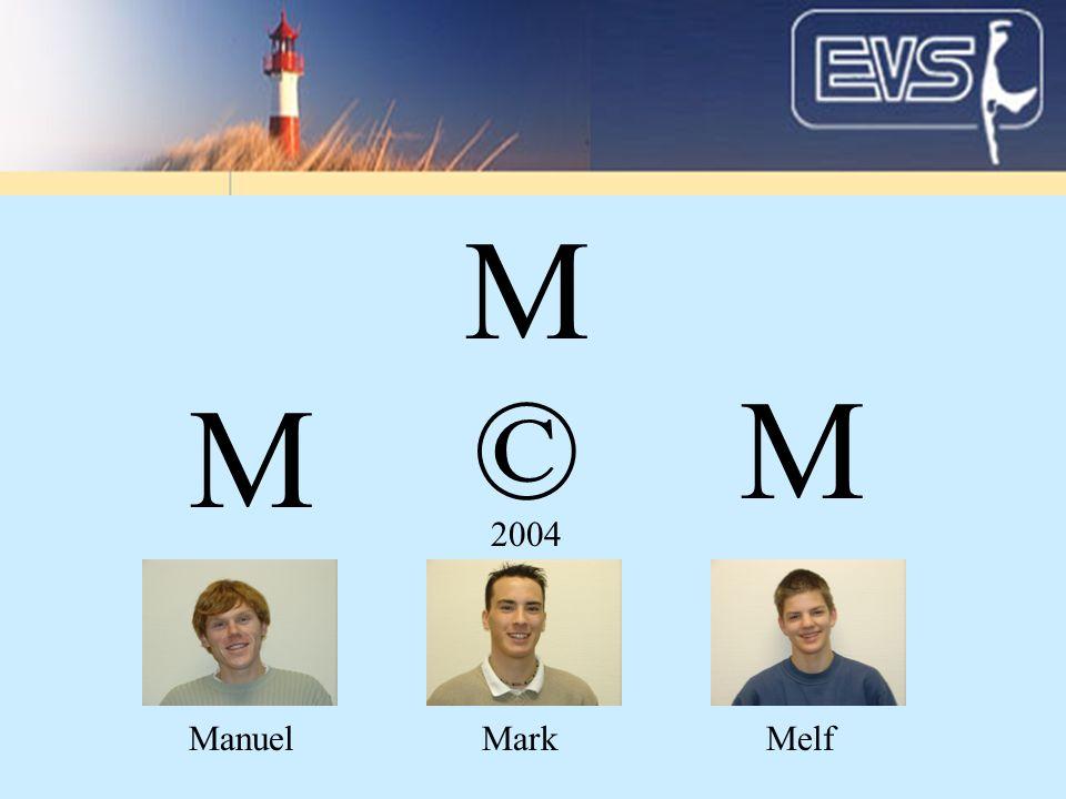 © M M M 2004 Manuel Mark Melf