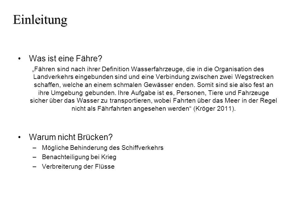 Einbäume Rekonstruktion der Fähre von Heilbronn (Kröger 2011)