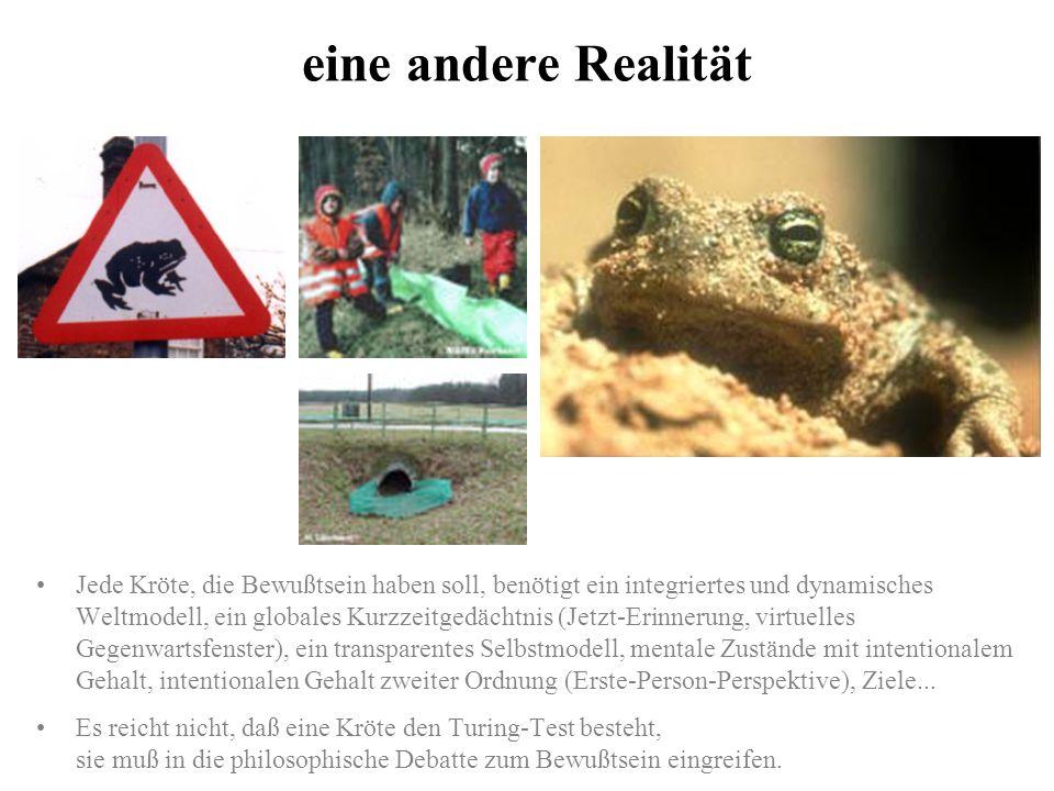 Realität Small talk:nein Rechnen:ja Schach:ja Mitleid erregen:spielerisch BUDAPEST (January 30, 1998) - The
