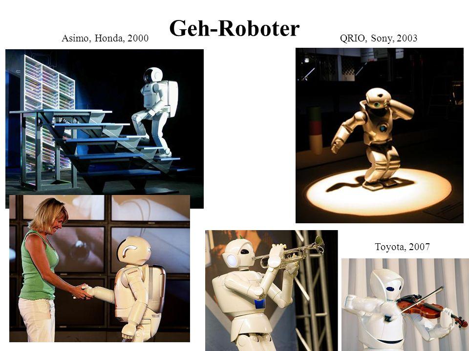 Humanoide Roboter Cog, MIT Artificial Intelligence Laboratory, 1994 und wo sind die Beine?