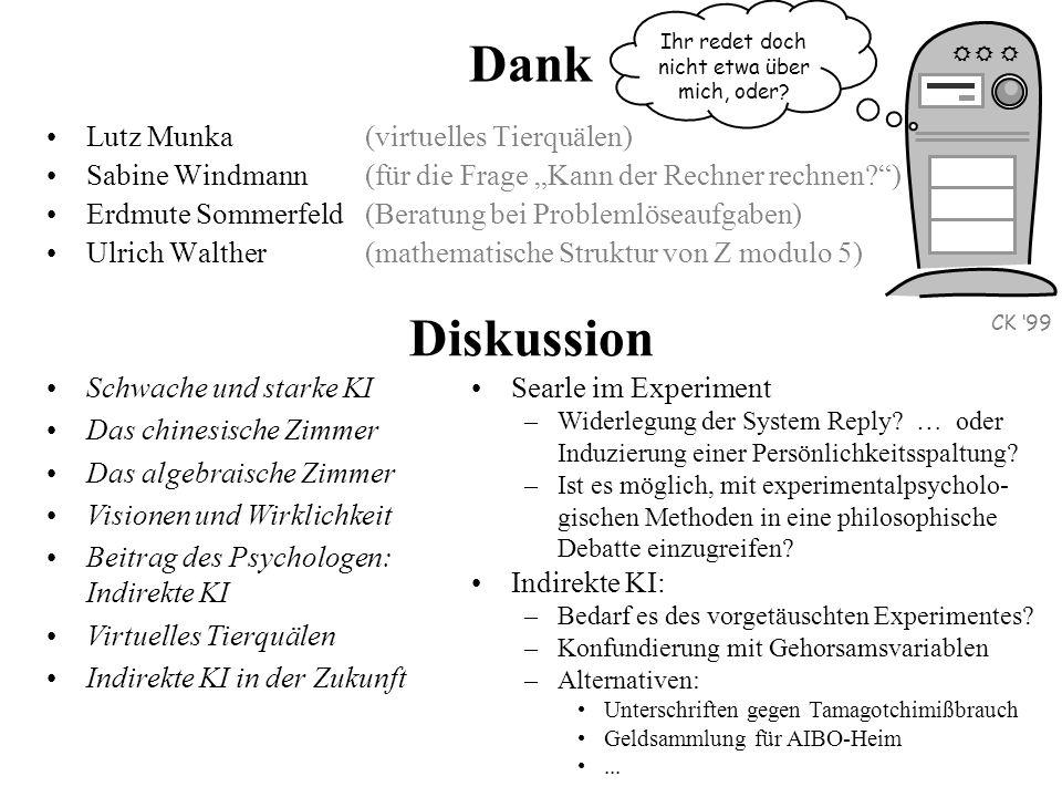 Visionen Sony proudly announces: The Turing Talker Bezieht Informationen selbständig aus Internet, Radio und Fernsehen. Lieferumfang: Baby-Modul, das