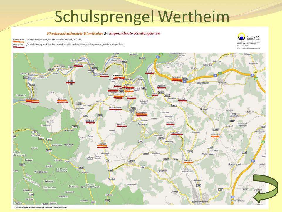 Schulsprengel Wertheim