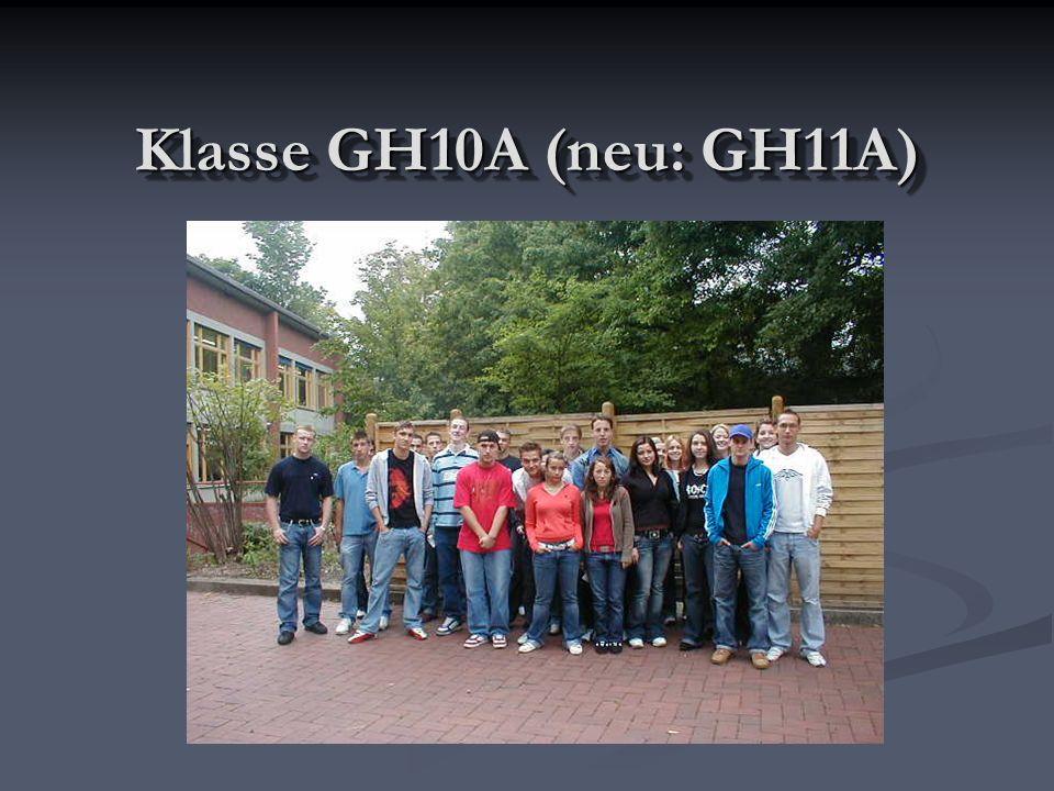 Klasse GH10A (neu: GH11A)