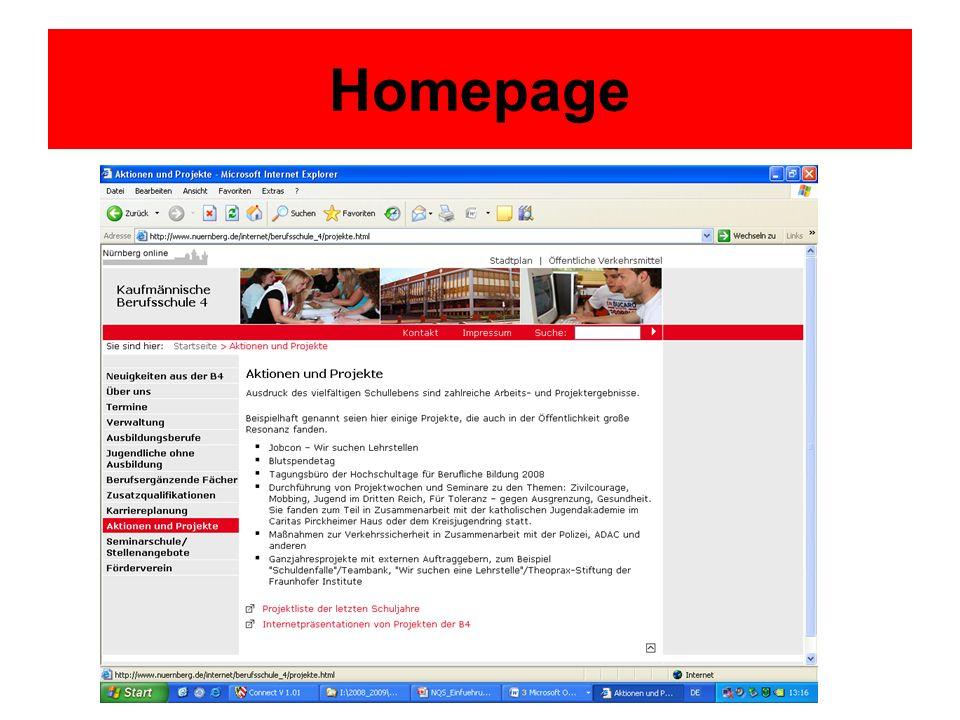 4-Fenster-Methode Internet Explorer bzw.anderer Browser Word PowerPoint / Excel / Frontpage etc.