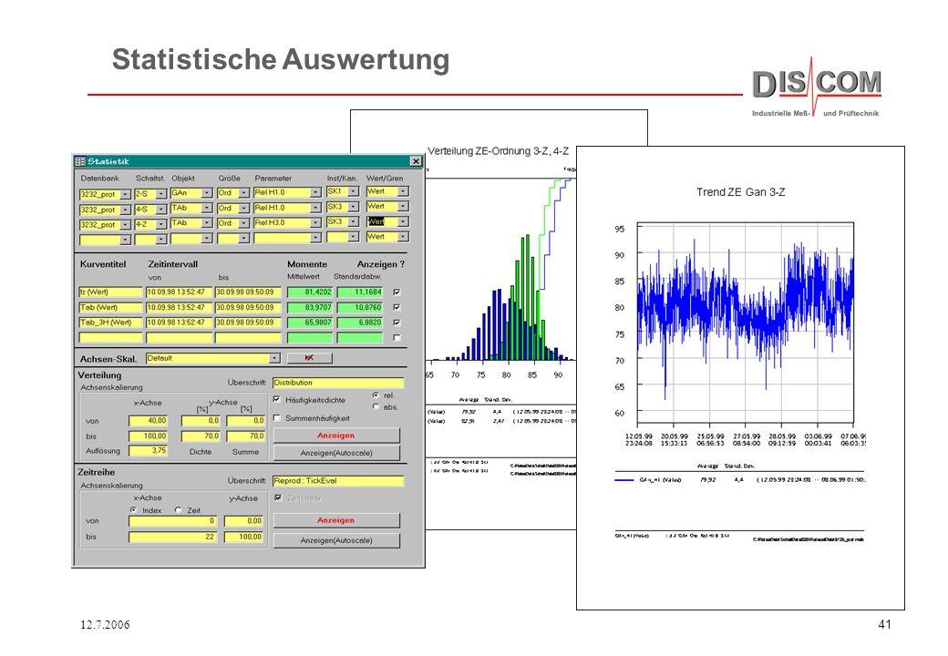 12.7.200640 Verwaltung von Getriebedaten Beim einem neuen Getriebetyp können die Daten eines bisheriger Getriebetyps übernommen werden. Zahneingriffso