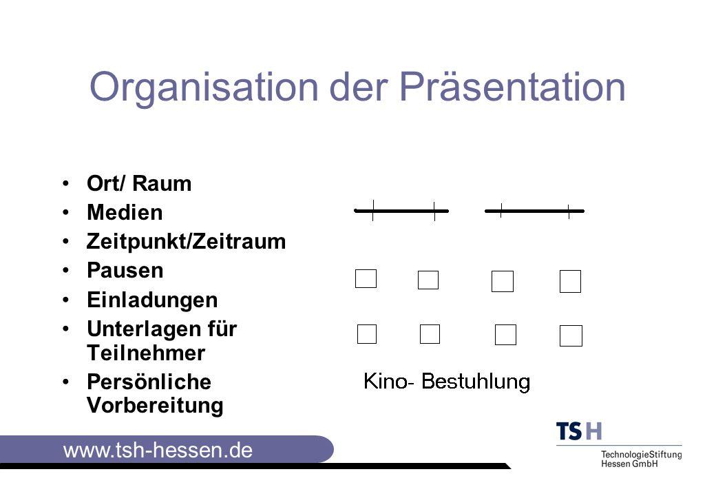 www.tsh-hessen.de Wählen Sie sich für den Blickkontakt dann eine(n) Plus- Frau/Mann, d.h.