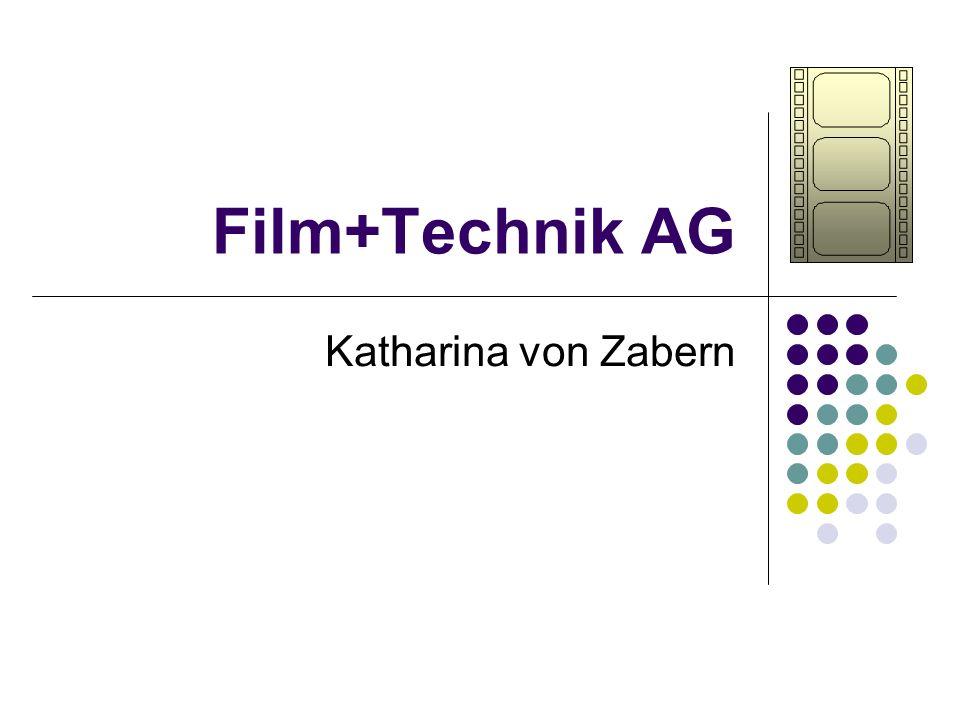 Film+Technik AG Katharina von Zabern