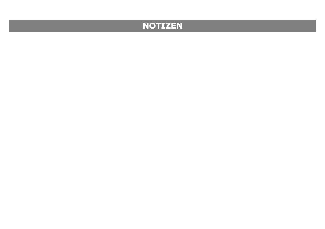 WINFOSYS-BENUTZER-OBERFLÄCHE 5.1.Hauptkategorie wählen Benutzen Sie das Scrollrad des Eingabepanels um das gewünschte Hauptthema zu wählen.
