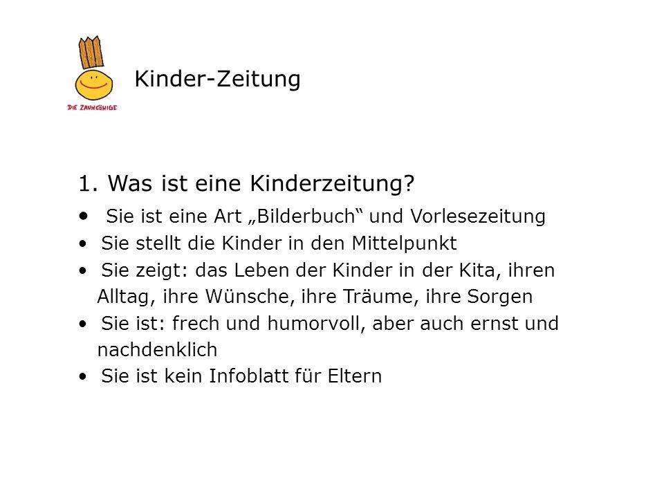 Kinder-Zeitung 2.