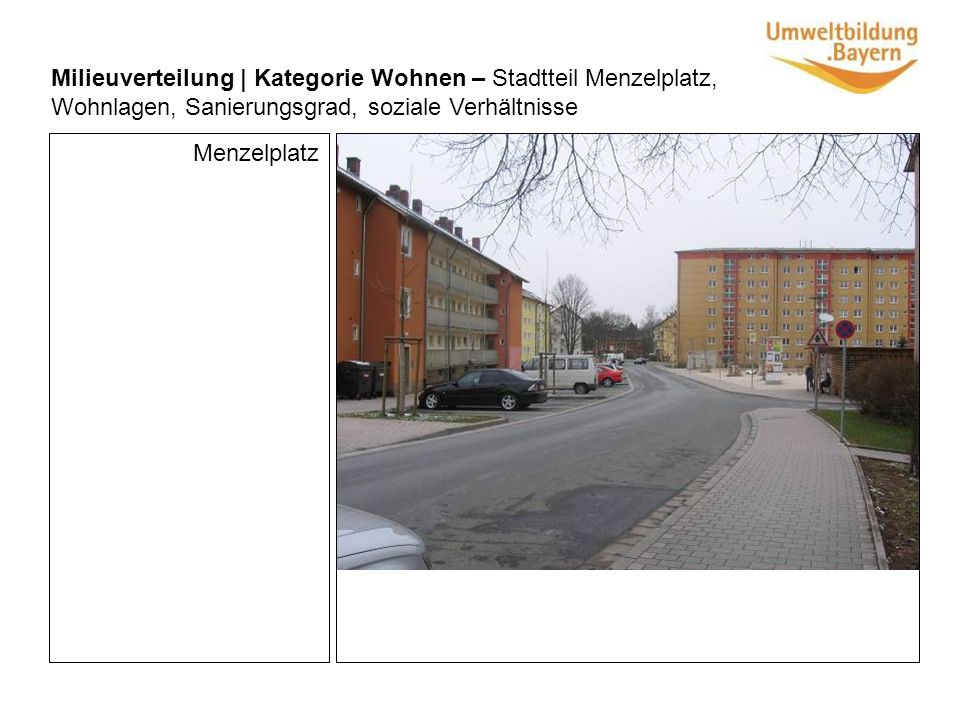 Milieuverteilung | Kategorie Einkaufen – zentrale Orte, PKW- Kennzeichen, Spektrum, Leerstand Ausländische Zigarettenmarke