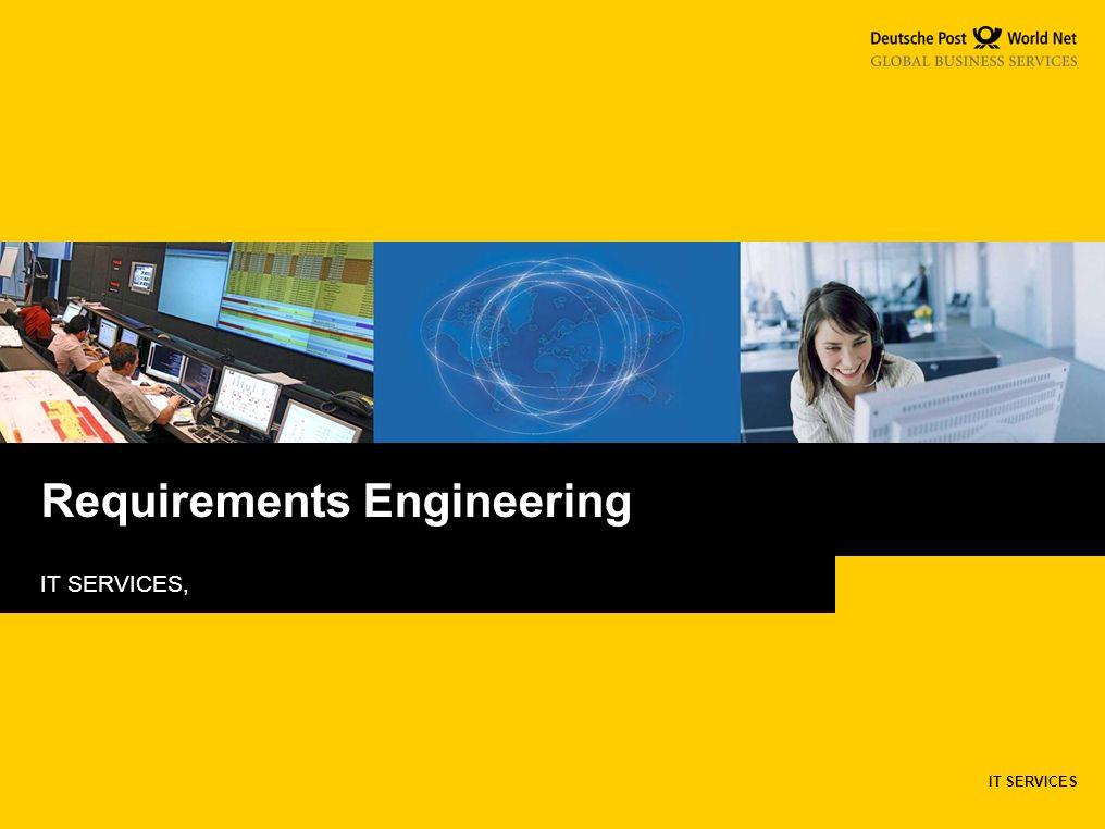 IT SERVICES Seite2 2/3 der Fehler entstehen bereits beim Requirements Engineering Anteil Fehlerentstehung nach Phasen