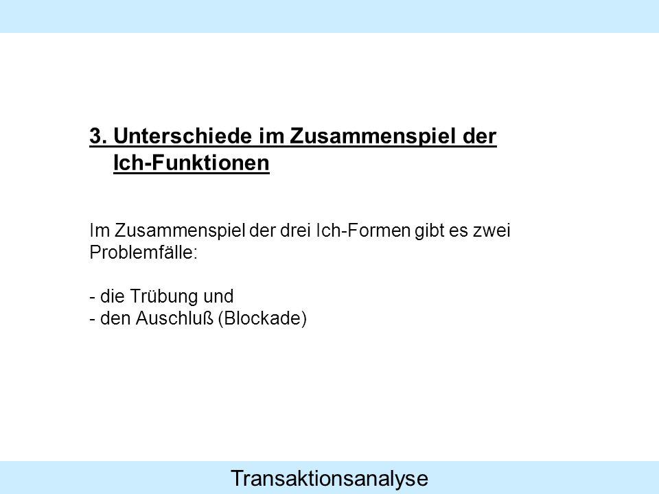 Transaktionsanalyse 3.