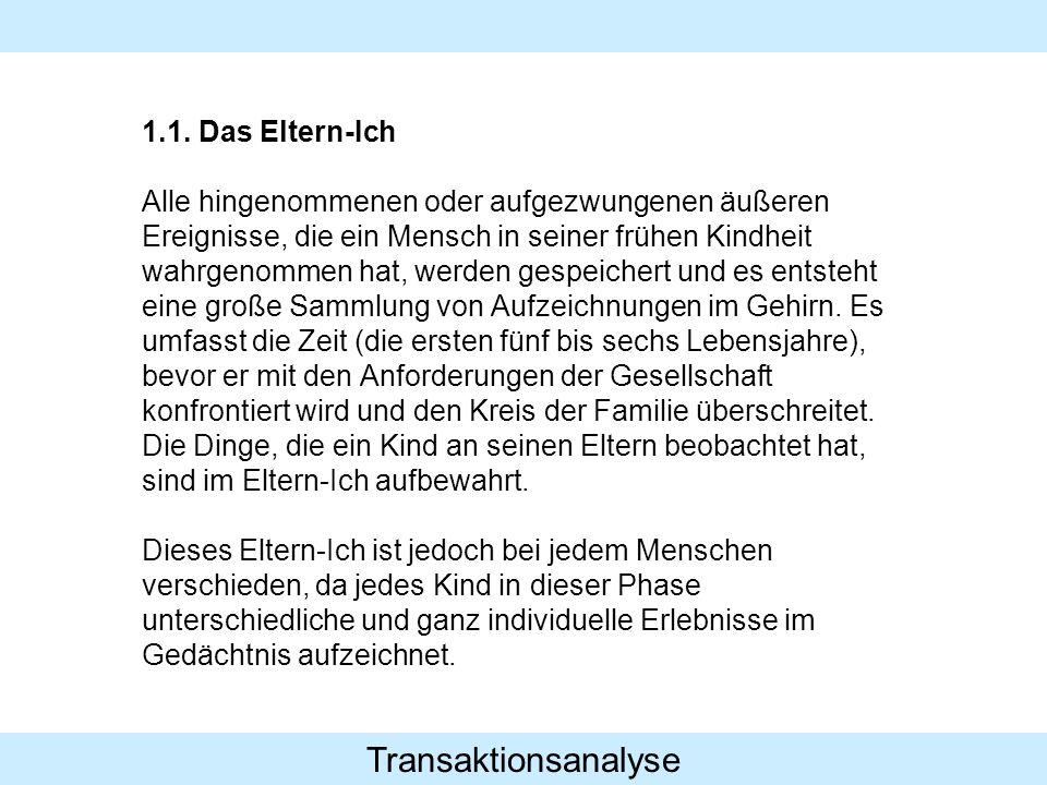 Transaktionsanalyse 4.