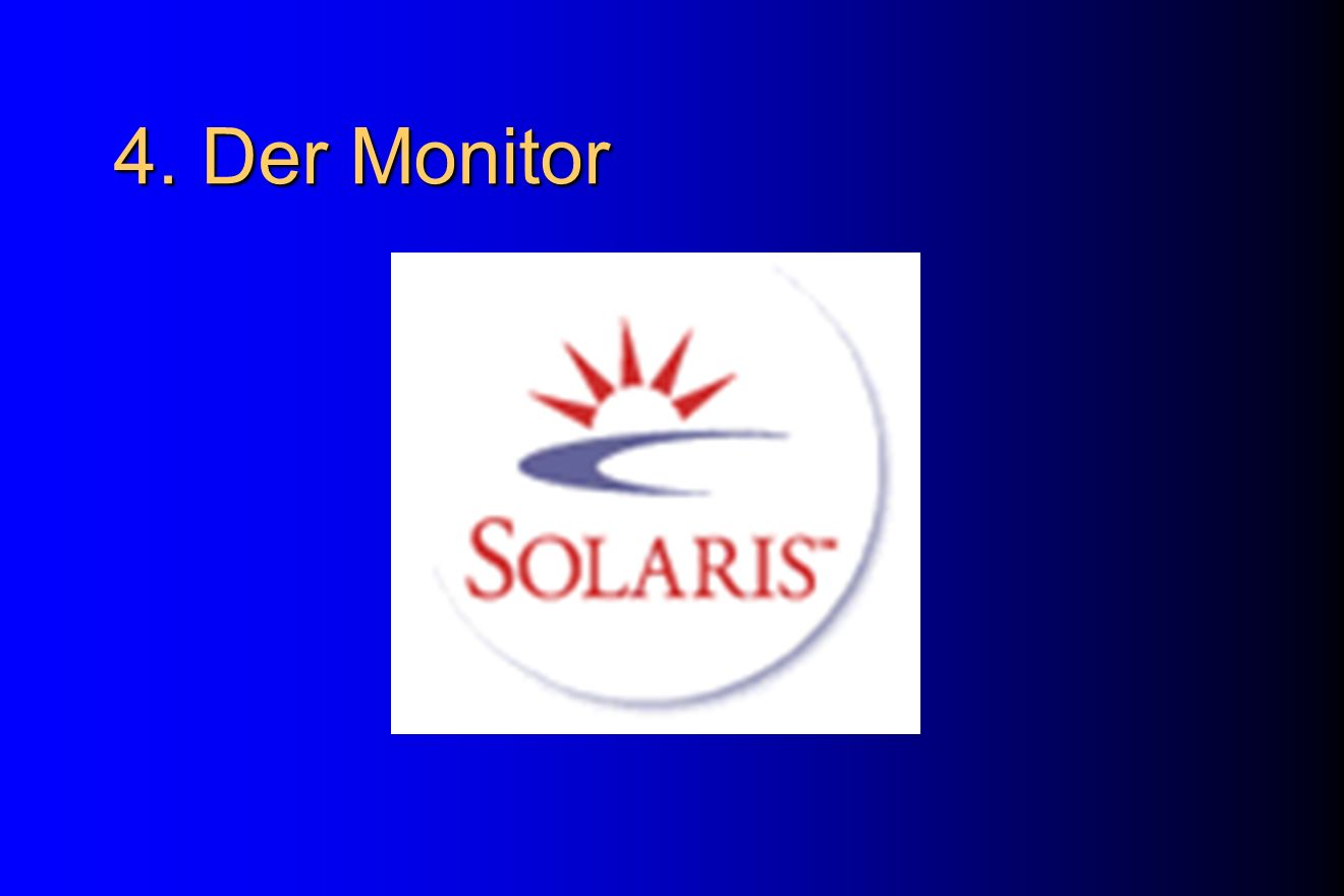 4. Der Monitor Werner Sinz (RUS): Demo: -Nach dem Installwindow da -> folgt wieder Stop+A => Monitor Werner Sinz (RUS): Demo: -Nach dem Installwindow