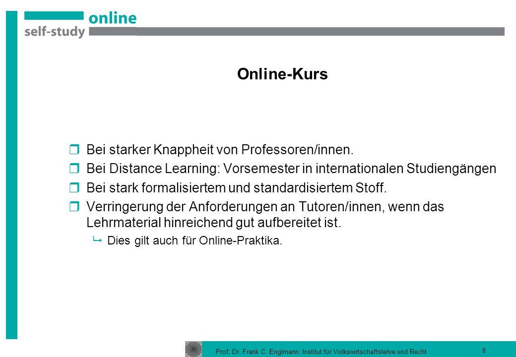 Online-Praktikum Tutorielle Betreuung Übungsmodul Auftakttreffen