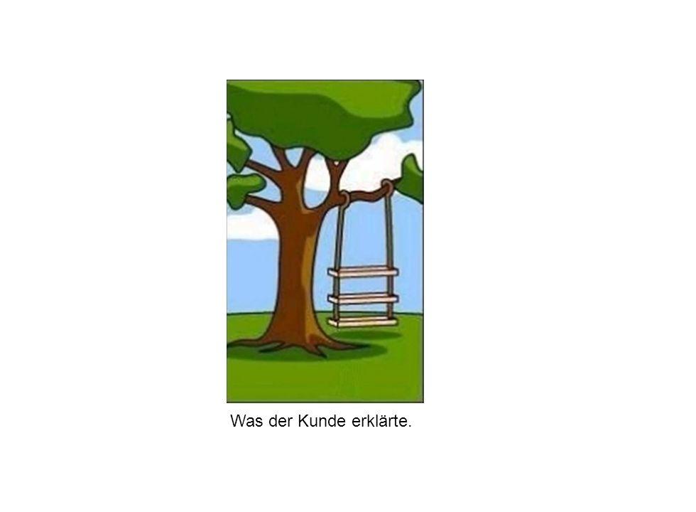 Institut für Grundlagen der Planung– Universität Stuttgart Institute for the Foundations of Planning – University of Stuttgart Was der Kunde erklärte.