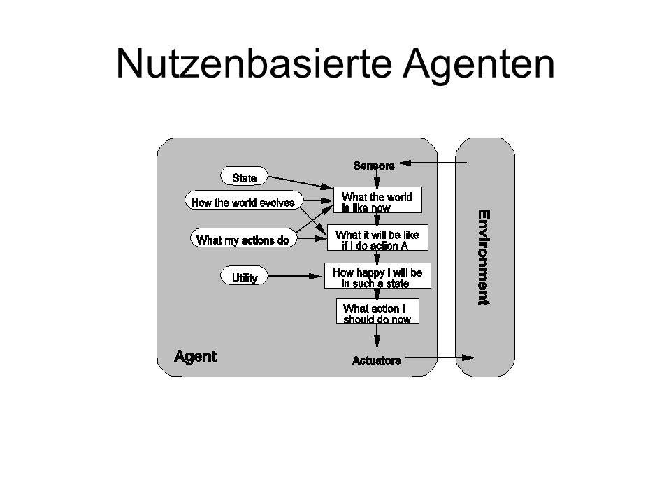 Nutzenbasierte Agenten