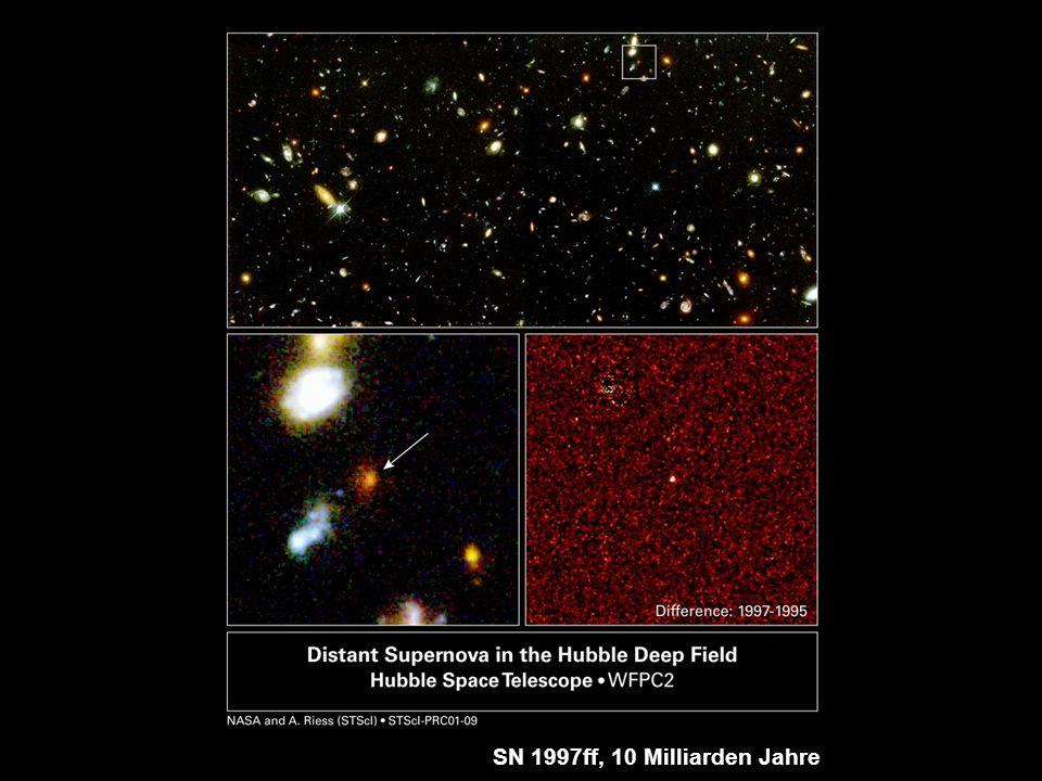 SN 1997ff, 10 Milliarden Jahre