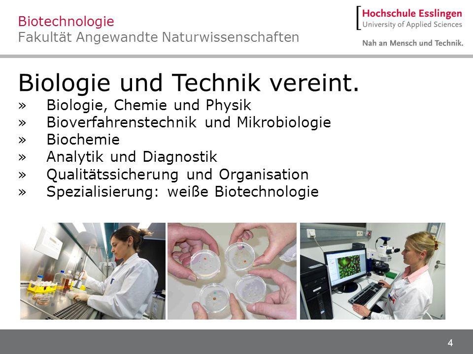 4 Biologie und Technik vereint. » Biologie, Chemie und Physik » Bioverfahrenstechnik und Mikrobiologie » Biochemie » Analytik und Diagnostik » Qualitä
