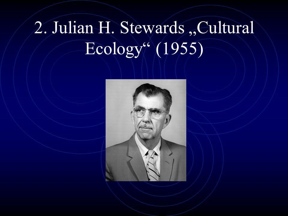 Kritik an den beiden Konzepten (Umweltdeterminismus und Possibilismus) Formbarkeit der natürlichen Umwelt wird unterschätzt Mensch ist seiner Umwelt n