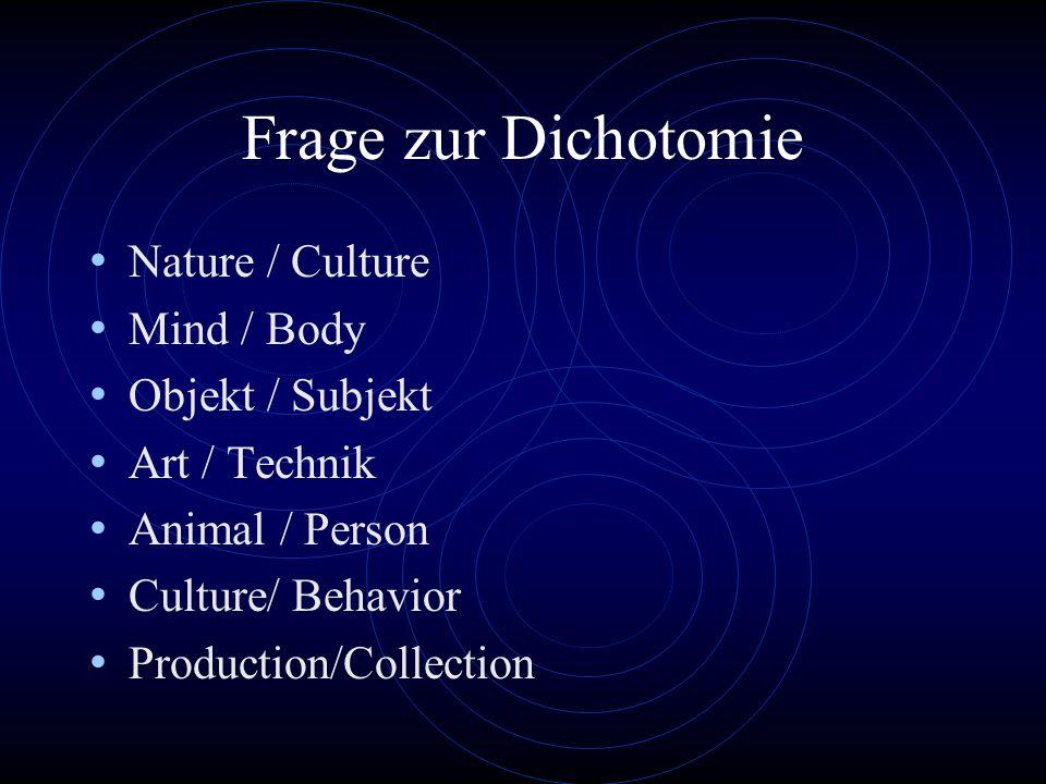 Ausgangspunkt Kritik am Cartesischen Dualismus René Descartes 1596-1650 Dualismus von Körperlichem und Geistigem Außer dem ungeschaffenen und vollende