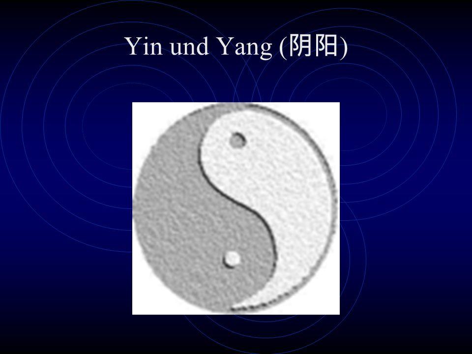 Beispiel 2. Taoismus Was bedeutet Tao ( )