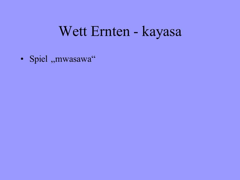 Wett Ernten - kayasa Spiel mwasawa
