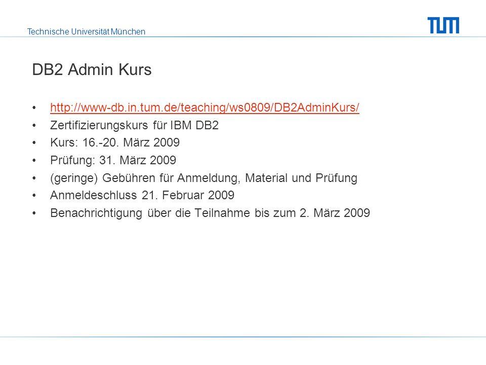 Technische Universität München Relationale Algebra – Tupelkalkül – Domänenkalkül Relationale Algebra: Tupelkalkül: Domänenkalkül: