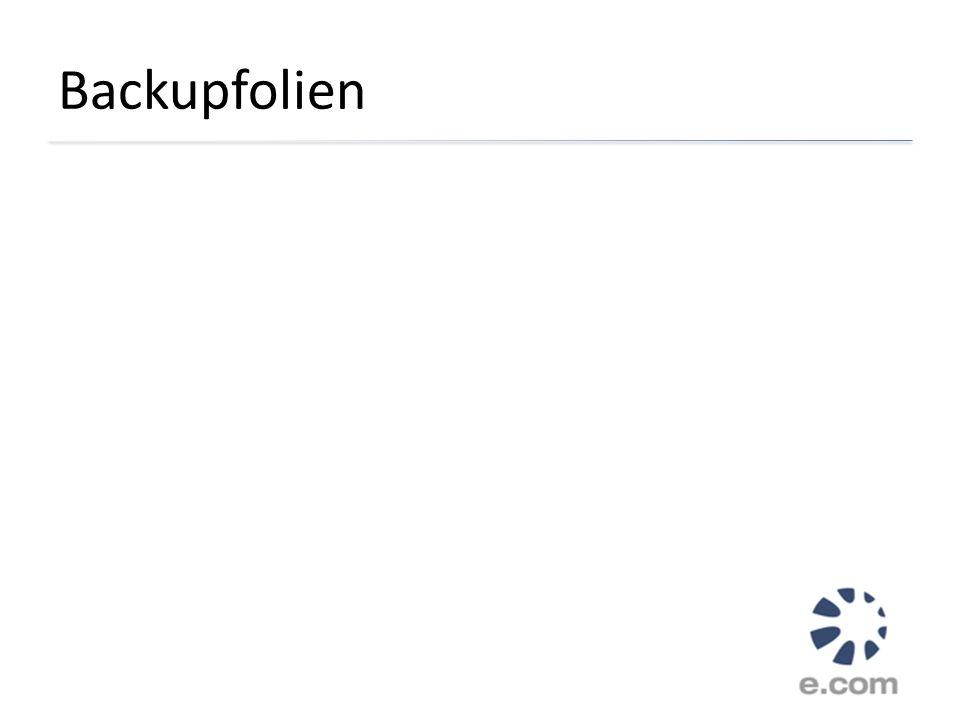 Backupfolien