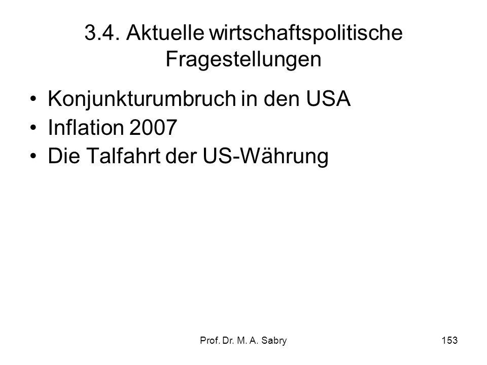 Prof. Dr. M. A. Sabry152 Ex-Kurs: Simultanes Gleichgewicht auf Güter- und Geldmärkten: Herleitung des IS/LM-Diagramms