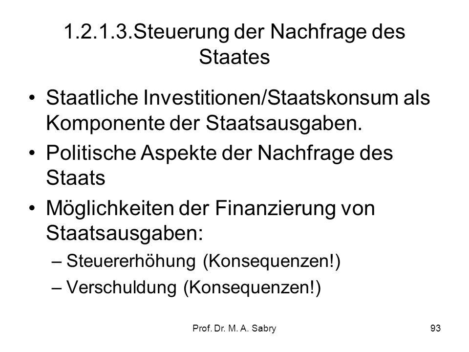 Prof. Dr. M. A. Sabry92 Lange Wellen 4. Zyklus (ca. 1940 – 1950): Basisinnovation: Automobil 5. Zyklus (ca.1980 – 2000): Basisinnovation: Informations