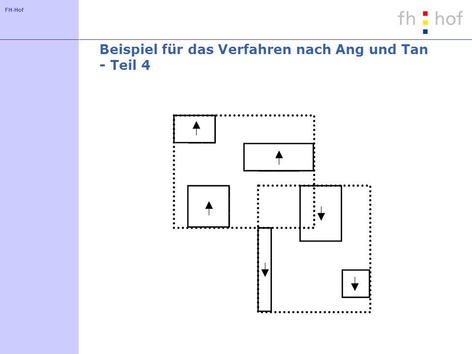 FH-Hof Beispiel für das Verfahren nach Ang und Tan - Teil 4