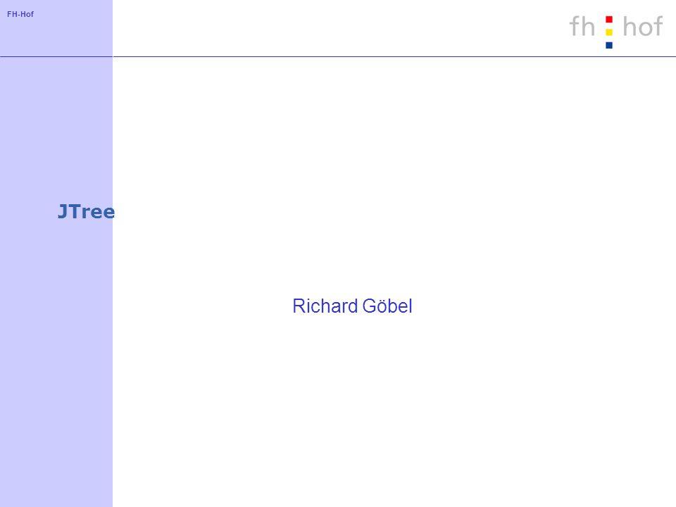 FH-Hof JTree Richard Göbel