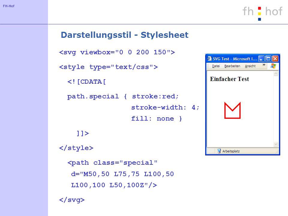 FH-Hof Darstellungsstil - Stylesheet <![CDATA[ path.special { stroke:red; stroke-width: 4; fill: none } ]]>