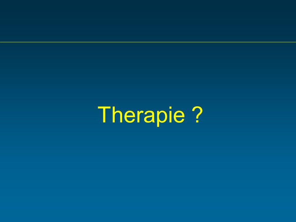 Therapie ?