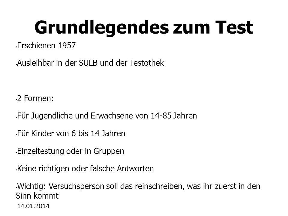 14.01.2014 Preisangabe für den kompletten Test (www.testzentrale.de)