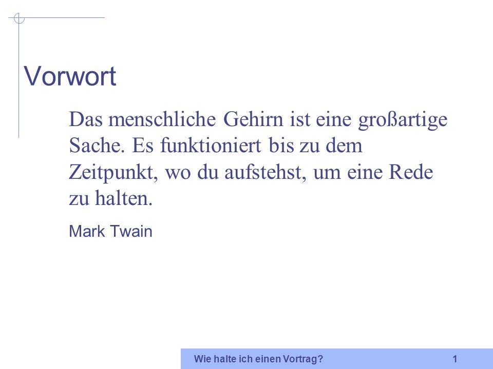 Wie halte ich einen Vortrag - und wie besser nicht Jürgen Trouvain Institut für Phonetik Universität des Saarlandes, Saarbrücken Phonetik-Büro Trouvai