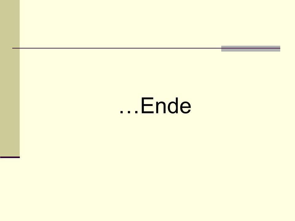 …Ende