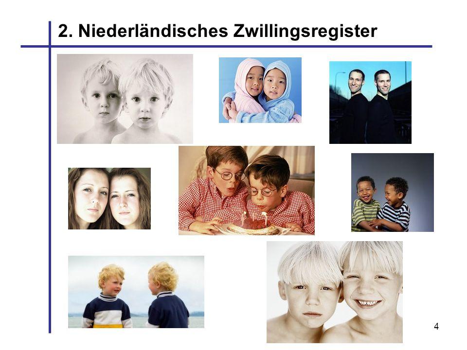 4 2. Niederländisches Zwillingsregister