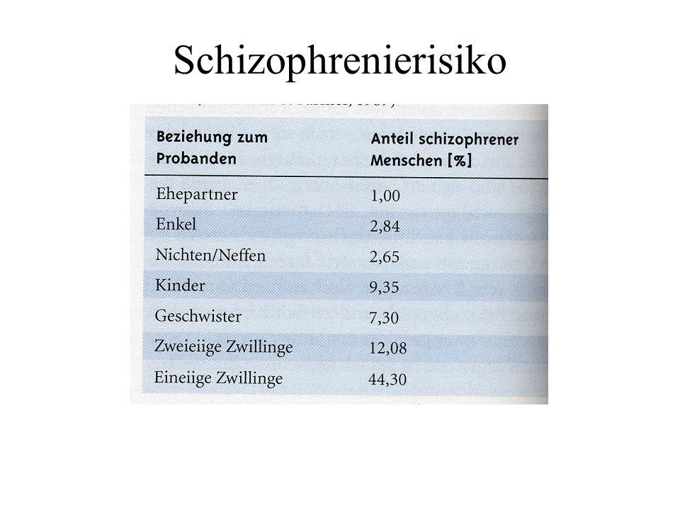 Schizophrenierisiko